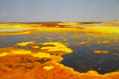 Adventure Tour to Dallol, Erta Ale and the Danakil Depression I
