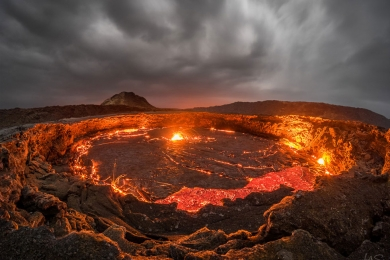 Adventure Tour to Dallol, Erta Ale and the Danakil Depression II