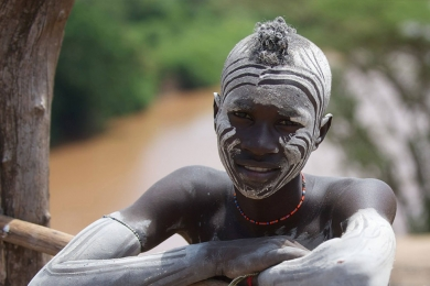 Cultural Tour to OMO Valley Tribs II